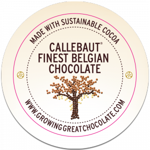 Logo Growing Great Chocolate Callebaut